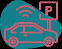 Free Parking Icon